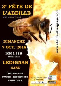 3e Fête de l'Abeille et de la Biodiversité 2018 @ Ledignan | Lédignan | Occitanie | France
